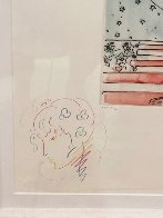 Peace on Earth I  Remarqued 2016 Limited Edition Print by Peter Max - 3