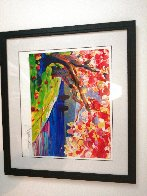 Cherry Blossom 2016 Limited Edition Print by Peter Max - 5