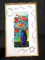 Vase of Flowers 2010  Limited Edition Print by Peter Max - 3