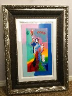 Statue of Liberty 2017 Unique 24x13 Works on Paper (not prints) by Peter Max - 1