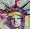 Liberty III 2000  Limited Edition Print by Peter Max - 0