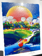 Without Borders 2014 Limited Edition Print by Peter Max - 2