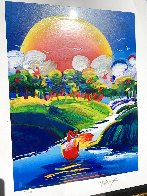 Without Borders 2014 Limited Edition Print by Peter Max - 3