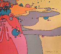 Knowledge Bliss Absolute 1972 (Vintage) Limited Edition Print by Peter Max - 4