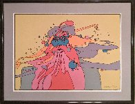 Knowledge Bliss Absolute 1972 (Vintage) Limited Edition Print by Peter Max - 1