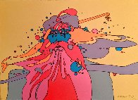 Knowledge Bliss Absolute 1972 (Vintage) Limited Edition Print by Peter Max - 0