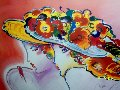 Friends 2000 Limited Edition Print - Peter Max