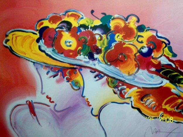 Friends 2000 Limited Edition Print by Peter Max