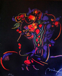 Romance Suite I, Profile 1995  Limited Edition Print by Peter Max
