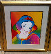 Snow White Suite of 4 1994 Limited Edition Print by Peter Max - 5