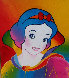 Snow White Suite of 4 1994 Limited Edition Print by Peter Max - 2