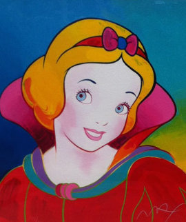 Snow White Suite of 4 1994 Limited Edition Print by Peter Max