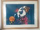 Untitled Serigraph 1972 Limited Edition Print by Peter Max - 1