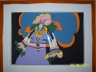 Illusion of Self 1971 Limited Edition Print by Peter Max - 1