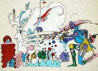 Innocence PP 1971 Limited Edition Print by Peter Max - 0