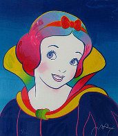 Disney: Snow White 1994 Limited Edition Print by Peter Max - 0