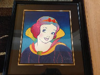 Disney: Snow White 1994 Limited Edition Print by Peter Max - 1