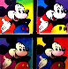 Walt Disney- Mickey Suite 1 (4) 1994 Limited Edition Print by Peter Max - 0