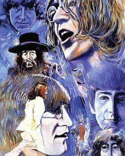 John Lennon 2016 Limited Edition Print - Ruth Mayer