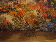 Paradise 1981  (Laguna Beach) Huge Limited Edition Print by Ruth Mayer - 3