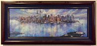 I Love New York 2000 62x26 Huge Limited Edition Print by Ruth Mayer - 1