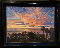 A Touch of Heaven - Montage 2009 Limited Edition Print by Ruth Mayer - 2