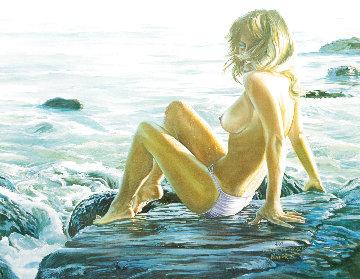 Laguna  on the Rocks AP Limited Edition Print - Ruth Mayer