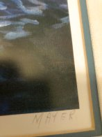 Laguna  on the Rocks AP 1982 Limited Edition Print by Ruth Mayer - 5