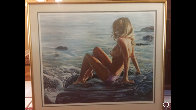 Laguna  on the Rocks AP 1982 Limited Edition Print by Ruth Mayer - 1