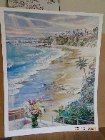 Laguna Romance 1981 Limited Edition Print by Ruth Mayer - 1