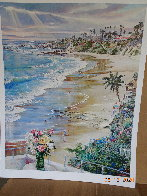 Laguna Romance 1981 Limited Edition Print by Ruth Mayer - 2