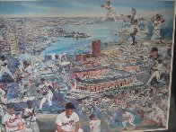 Camden Yards, Baltimore, Md 1998 Limited Edition Print by Ruth Mayer - 1