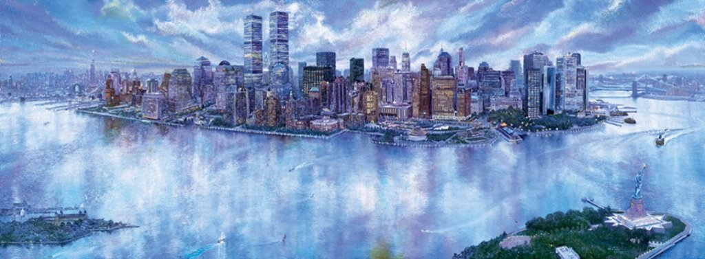 I Love New York AP 2000 Limited Edition Print by Ruth Mayer