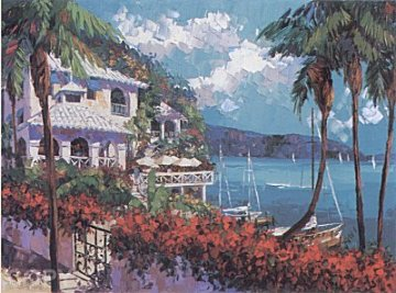 Paradise Bay 2005 Limited Edition Print - Barbara McCann