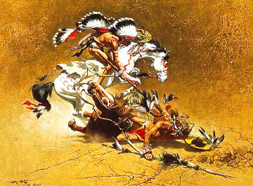 Coup 1977 Limited Edition Print - Frank McCarthy