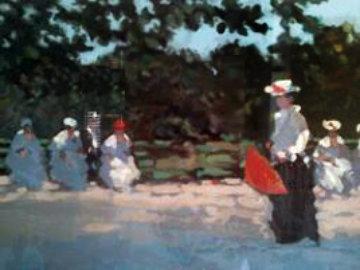 Parc Monceau Limited Edition Print - Frederick McDuff