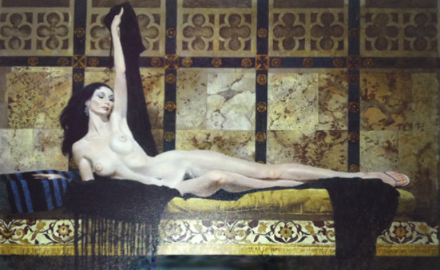 Renee Limited Edition Print by Robert McGinnis