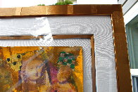 Madonna And Child 70x50 Huge Works on Paper (not prints) by DeLoss McGraw - 3