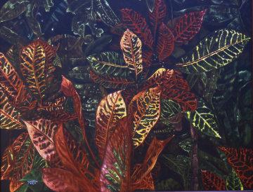 Croton 2008 48x60 Original Painting - Madeleine McKay
