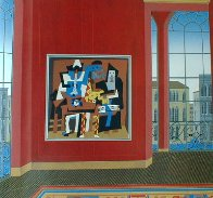 Picasso in Venice 1976 Limited Edition Print by Thomas Frederick McKnight - 0