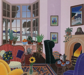 New England Suite Series: Concord 1991 Limited Edition Print by Thomas Frederick McKnight