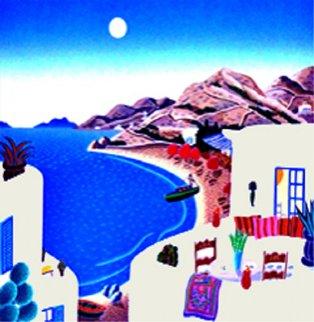 Mykonos 1991 Limited Edition Print - Thomas Frederick McKnight