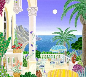 Ravello Balcony AP Limited Edition Print - Thomas Frederick McKnight