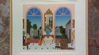 Southhampton 1986 Limited Edition Print by Thomas Frederick McKnight - 1