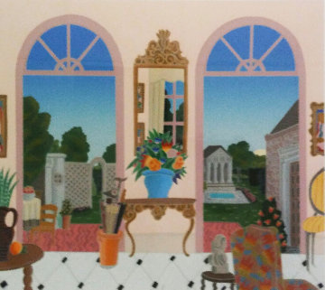 Southhampton 1986 Limited Edition Print - Thomas Frederick McKnight