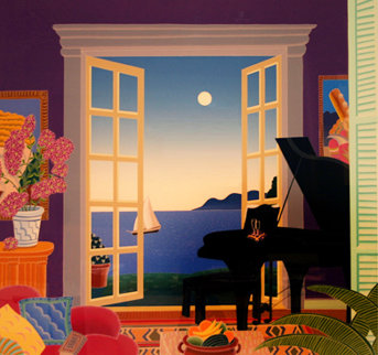Sonata 1994 Limited Edition Print by Thomas Frederick McKnight