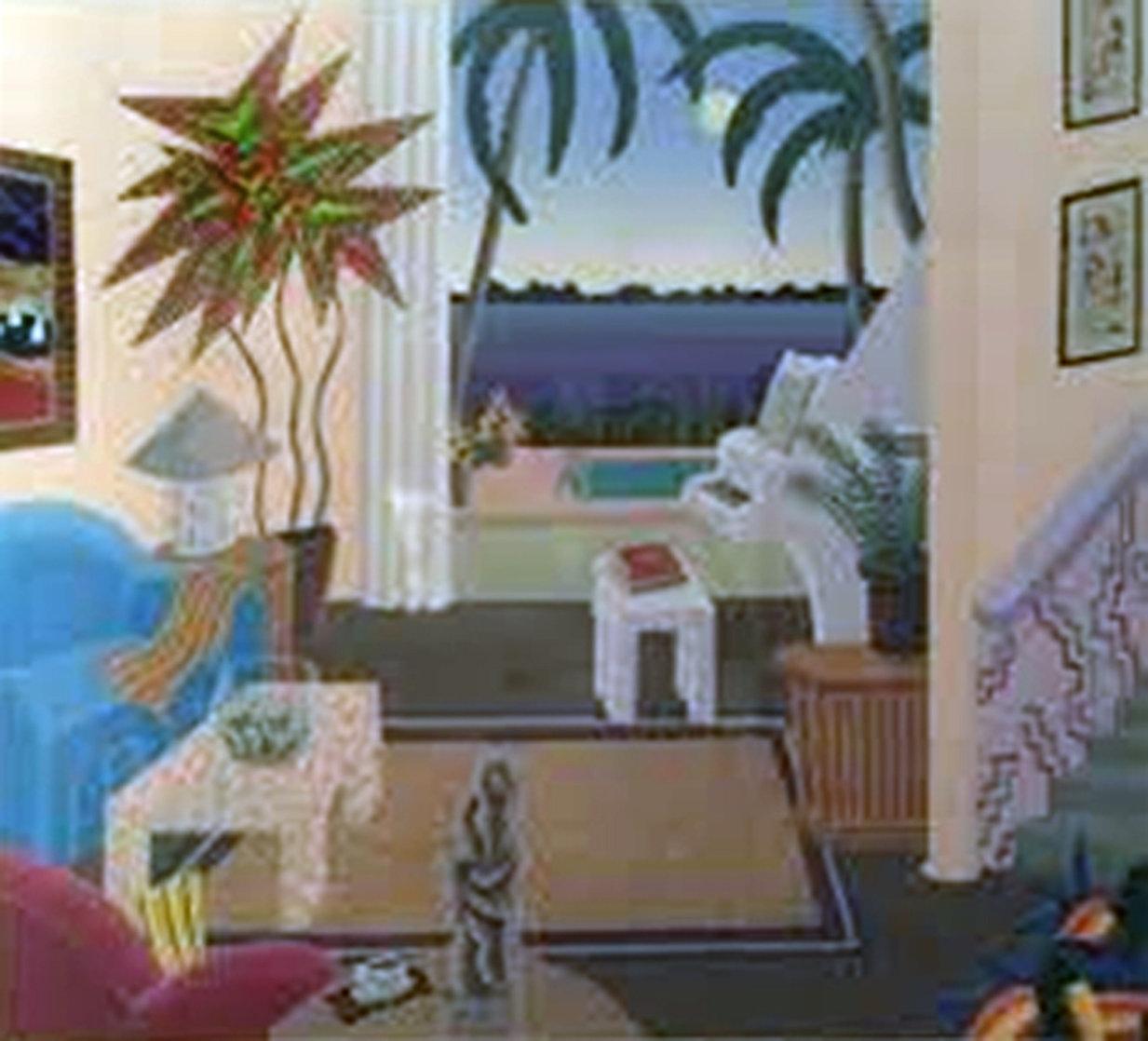 Boca Raton 1989 Limited Edition Print by Thomas Frederick McKnight
