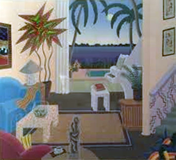 Boca Raton 1989 Limited Edition Print by Thomas Frederick McKnight