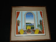 Newport Suite of 7 (Rhode Island) Limited Edition Print by Thomas Frederick McKnight - 14