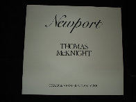 Newport Suite of 7 (Rhode Island) Limited Edition Print by Thomas Frederick McKnight - 16